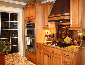Kitchen, Bathroom Cabinets, Custom-Designed Cabinets or Stock Cabinets